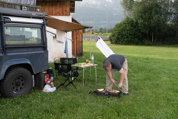28.07. Camping Im Dörfl, Irdning
