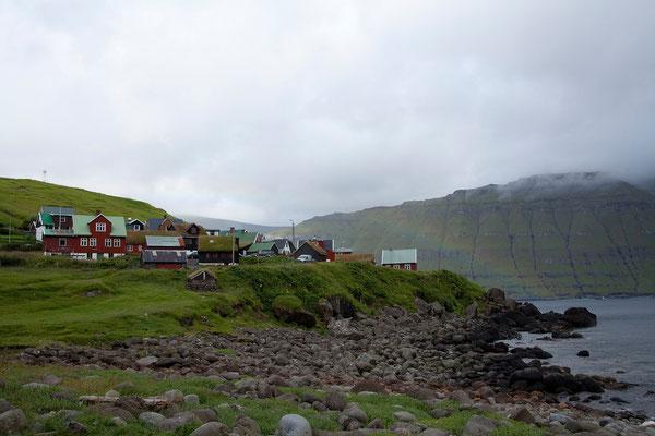 29.7. Färöer Inseln - Eysturoy - Elduvík