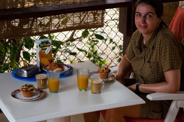 Casa Bonito - Mittagssnack