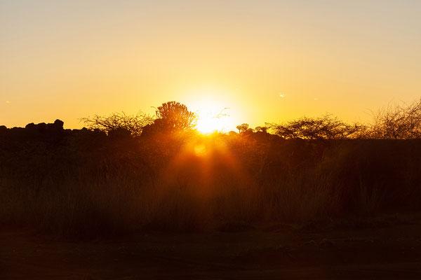 14.02. Sonnenaufgang