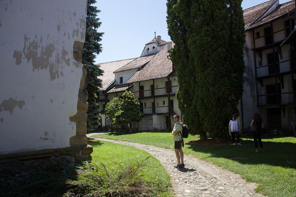 07.06. Kirchenburg von Prejmer
