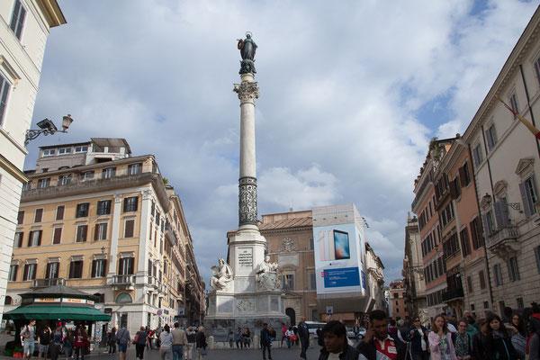 19.05. Piazza di Spagna
