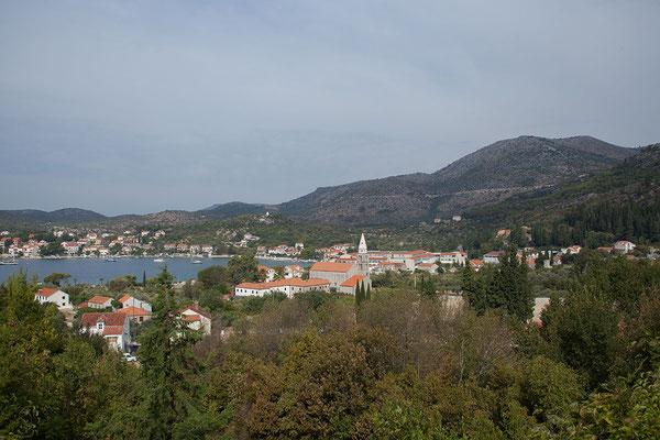 5.9. Auf der Jadranska Magistrala fahren wir bis Dubrovnik