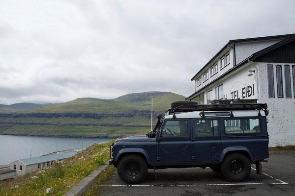 28.7. Färöer Inseln - Eysturoy - Eiði