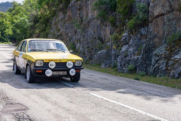 2.6. Spelunca Schlucht: der Frühling ist Rallye Zeit auf Korsika!