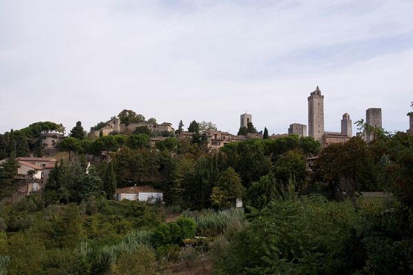18.09. San Gimignano
