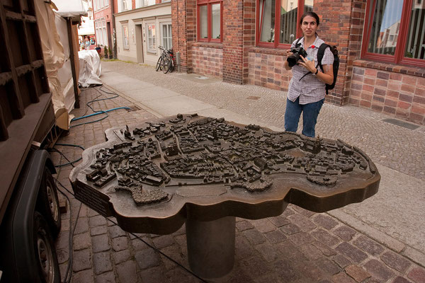 24.7. Stralsund - Stadtplan