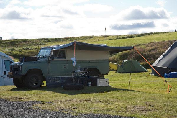 3.8. Mývatn - Camping Bjarg