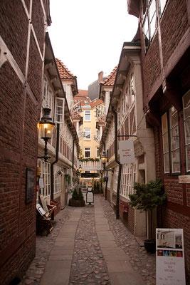 22.07. Weiter geht es zu den Krameramtswohnungen, Hamburgs ältester Reihenhaussiedlung.