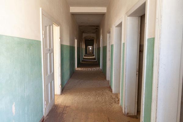 11.02. Kolmannskuppe, Krankenhaus