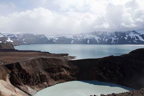 1.8. Viti Krater & Öskjuvatn