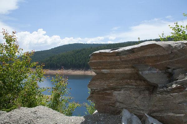 13.06. Transalpina: Stausee Lacul Oașa (1255 m)