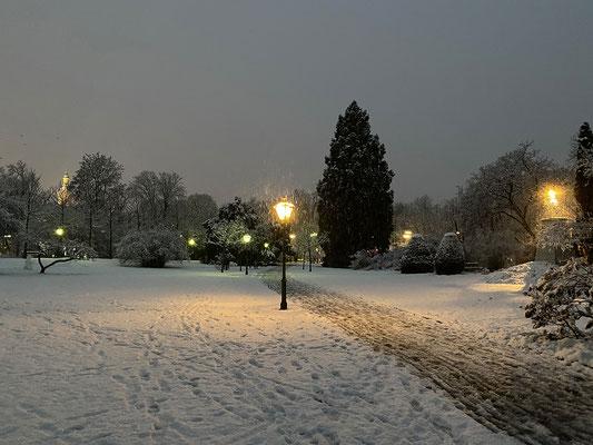 9.12. Stadtpark - Spaziergang