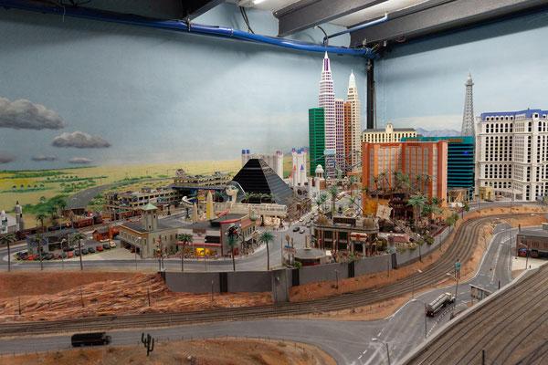 21.06. Miniaturwunderland: Las Vegas