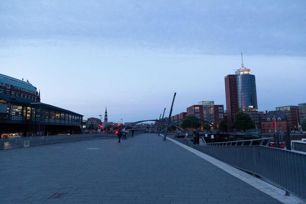 24.06. Abend am Hafen