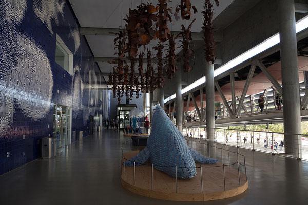17.09. Parque das Nações: Oceanário