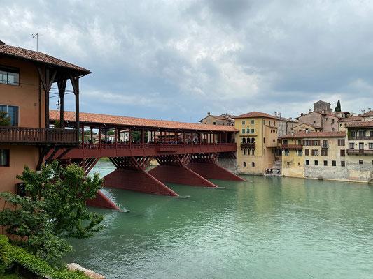 22.5. Bassano del Grappa: Ponte degli Alpini/Ponte Vecchio