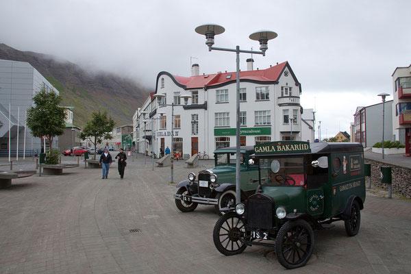 8.8. Westfjorde - Ísafjörður