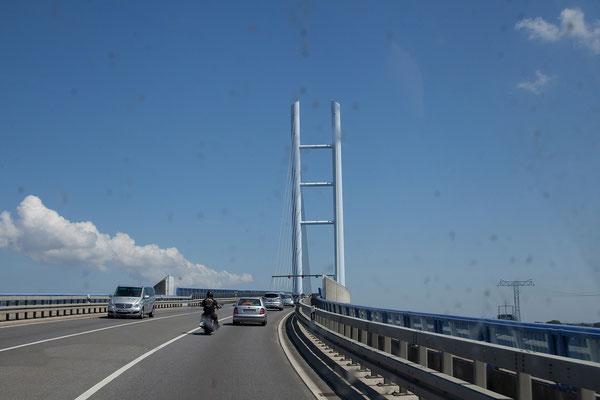23.7. Rügenbrücke