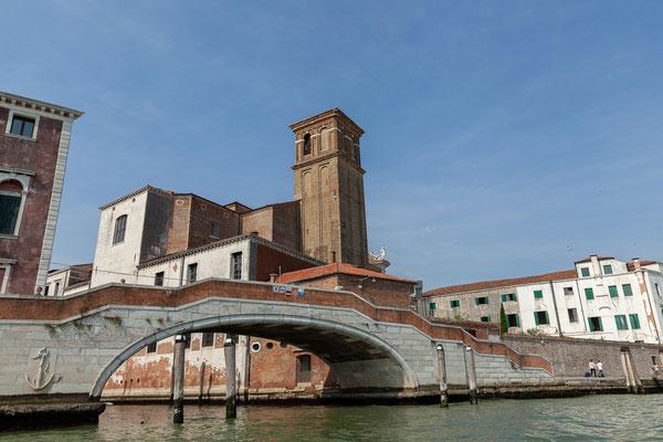 Unterwegs nach Murano