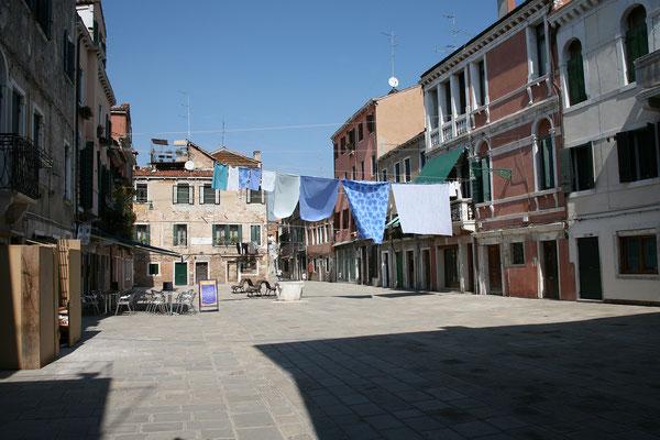 114.09. Von San Pietro gehts retour zum Vaporetto.