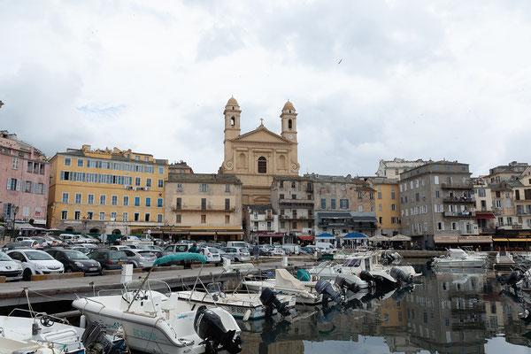06.06. Bastia: alter Hafen
