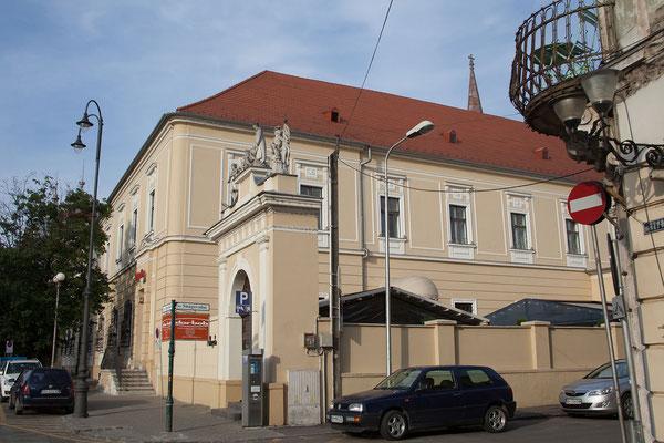 11.6. Oradea: Abendessen im Restaurant Allegria