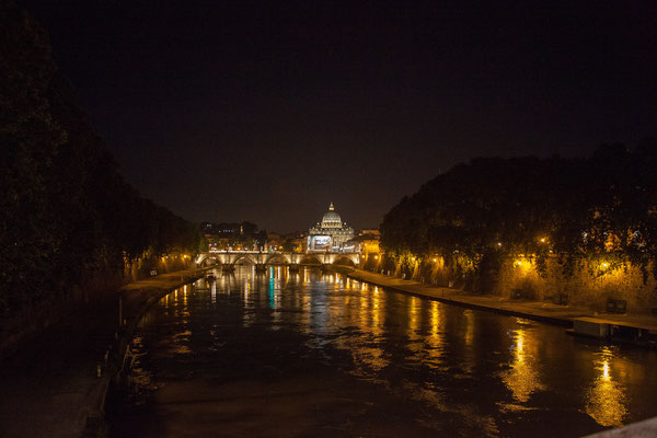 22.05. Engelsbrücke & Petersdom