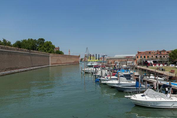 01.07. Castello Viertel: Canale di San Pietro