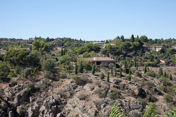 26.09. Toledo: Aussichtspunkt in der Nähe der Synagoge
