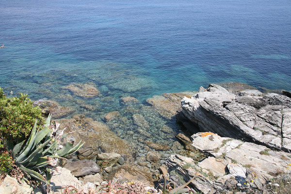 6.6. Entlang der Ostküste des Cap Corse.