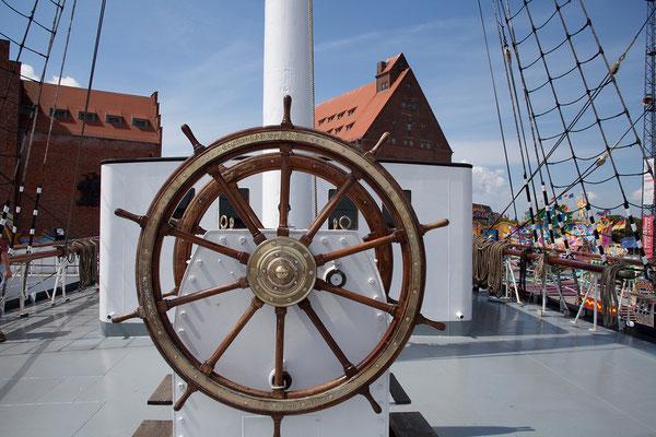 24.7. Stralsund - Gorch Fock