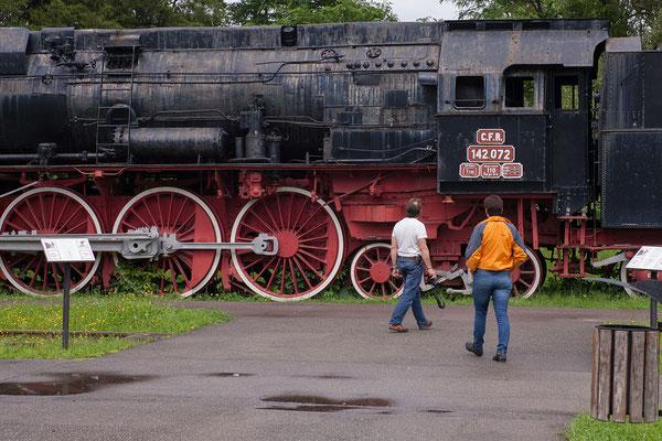 12.6. Reșiţa Lokomotivenmuseum