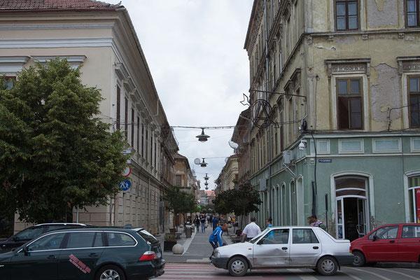12.6. Arad - Strada Meţianu