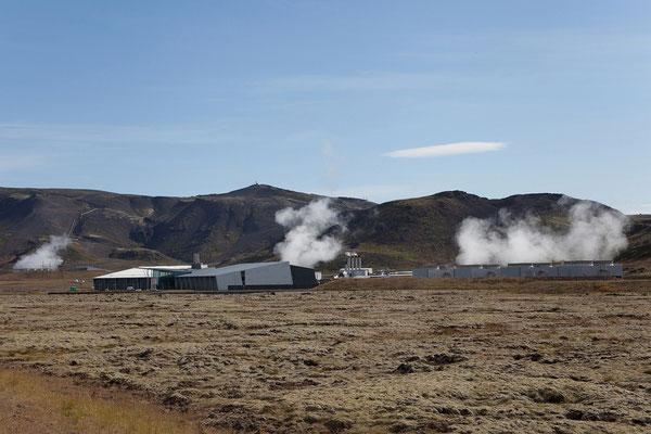 14.8. Wir besuchen das Hellisheiði Geothermiekraftwerk
