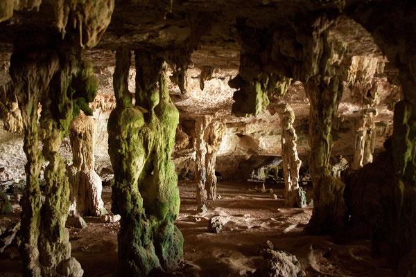 Höhle bei Lagún