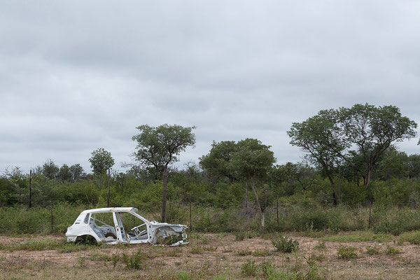 23.4. Unterwegs Richtung Rundu