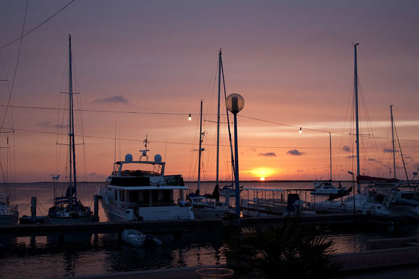 Kralendijk - Sonnenuntergang