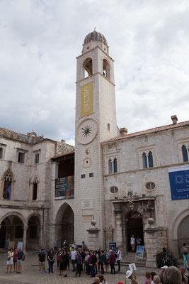 21.09. Dubrovnik - Uhrturm