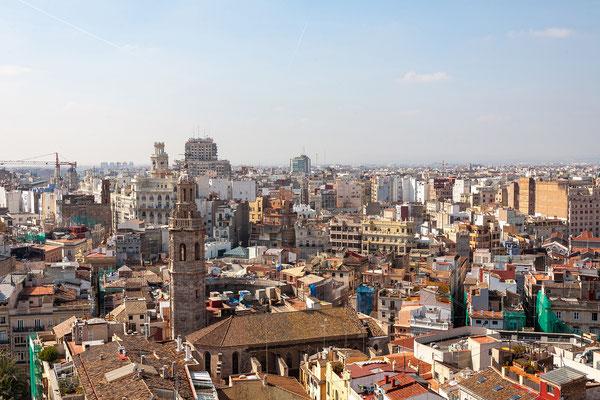 03.04. Aussicht vom Turm der Kathedrale
