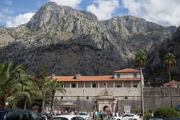 18.9. Bereits 1979 wurde Kotor in das UNESCO Weltkultur- und Naturerbe aufgenommen.