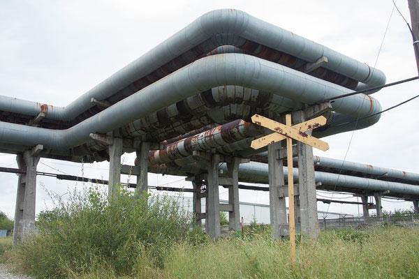 13.6. ROMAG PROD produzierte seit 1988 hier, 7 km N-E von Drobreta Turnu Severin, Schweres Wasser, Überschweres Wasser und Superleichtes Wasser.