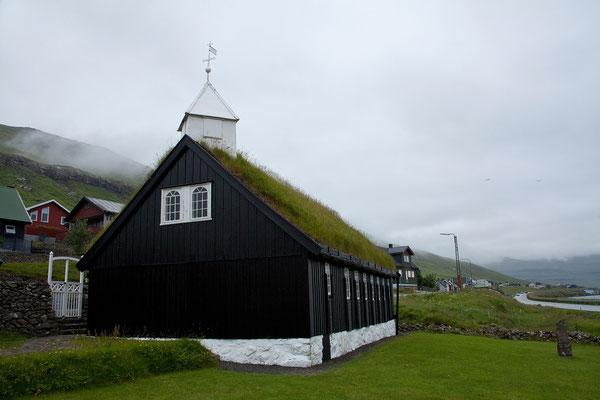 28.7. Färöer Inseln - Streymoy - Kollafjørður