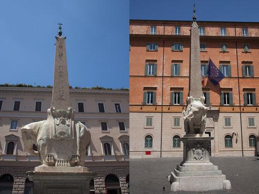 22.05. Piazza della Minerva