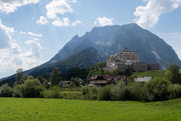 28.07. Schloss Trautenfels