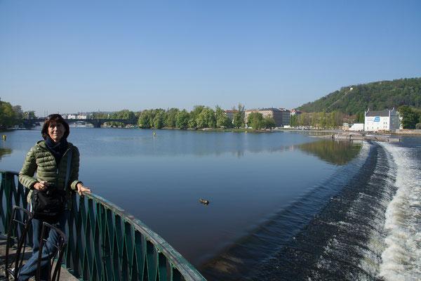 06.05. Bei der Karlsbrücke