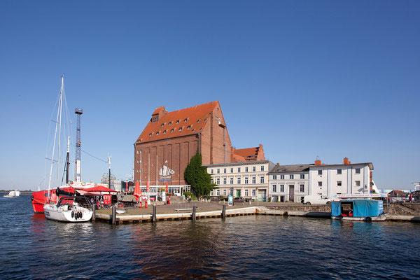 23.7. Stralsund - Hafen