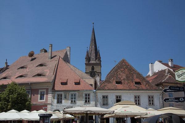 12.06. Sibiu, Piața Mica