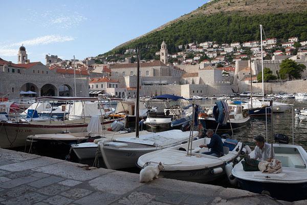 21.09. Dubrovnik - Alter Hafen
