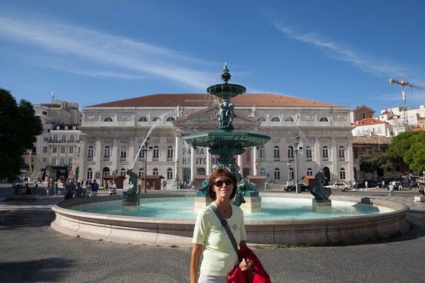 14.09. Praça Dom Pedro V / Rossio